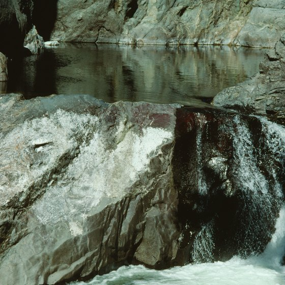 The Sooke River is near Jordan River on Vancouver Island.