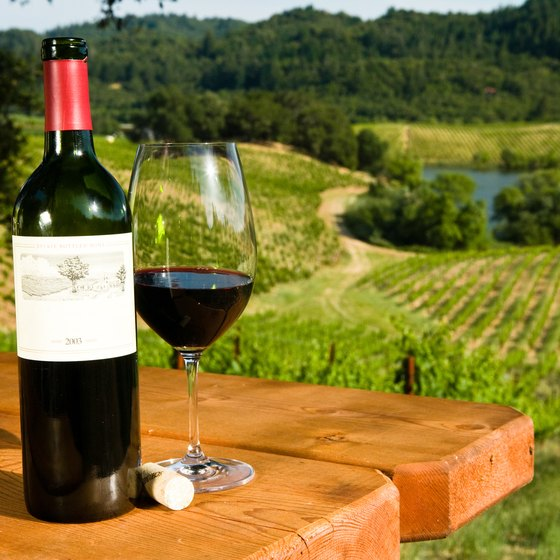 Paso Robles sits at the heart of a rich wine-producing region.