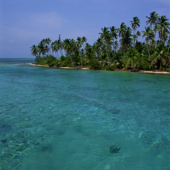 A number of cayes and atolls off the coast of Belize have become private island resorts.