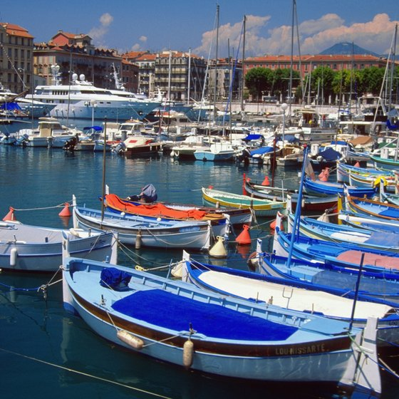 The French Riviera appeals to culture fans, shoppers and sightseers alike.