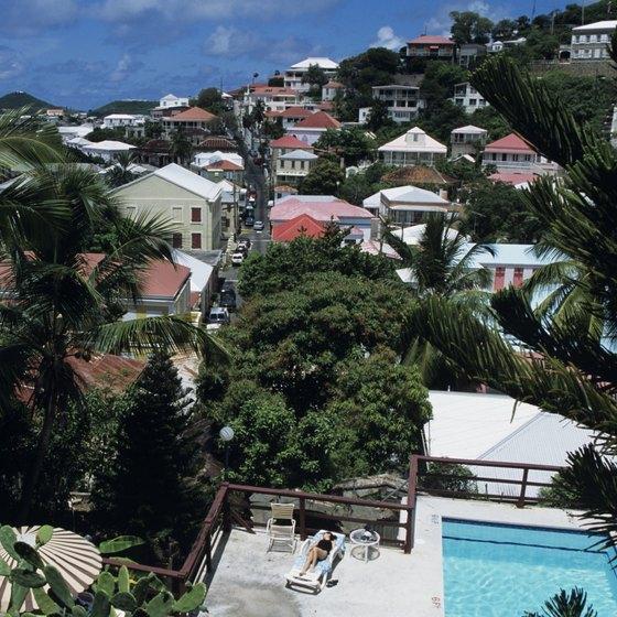Virgin Islands: Airports In The U.S. Virgin Islands