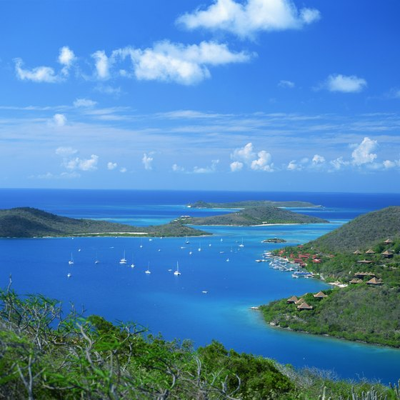 Without even getting your feet wet, there's a world of experiences to be had on St. Thomas.