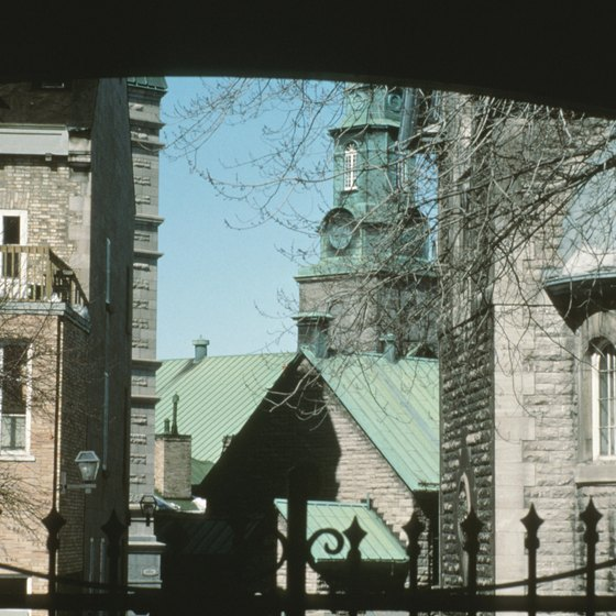 Visitors to Old Quebec City can look back in history and soak up an incredible culture.