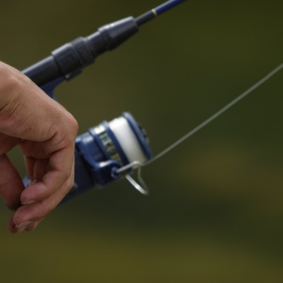 The Fairmont area offers fishing for bass, catfish and more.