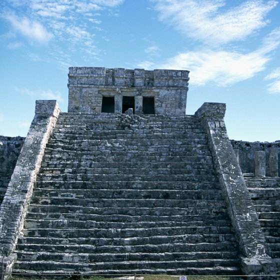 Tulum is among the most popular places to see Mayan ruins.