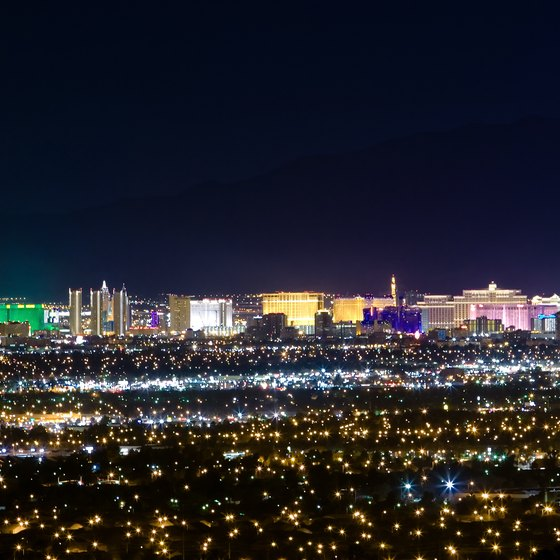 Think beyond the Strip for quieter locations in Las Vegas.
