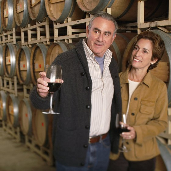 Temecula and Murrieta visitors can sample regional wines at various vineyards.