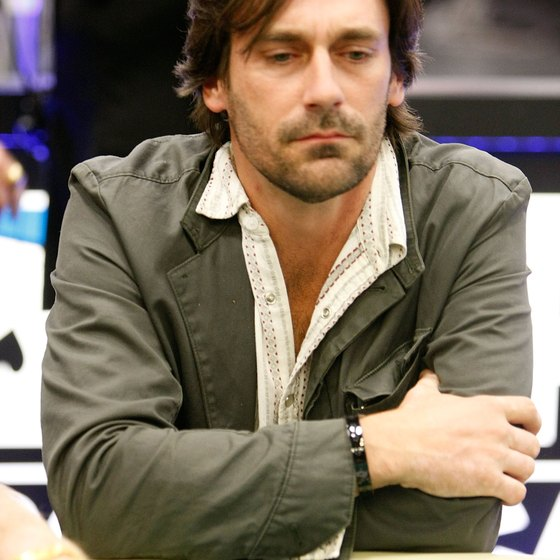 The Commerce Casino hosts a World Poker Tour Invitational each year. Actor Jon Hamm participated in 2009.