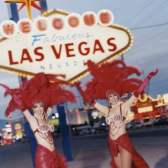 You won't lack for plenty to see and do on a two-day Vegas trip.