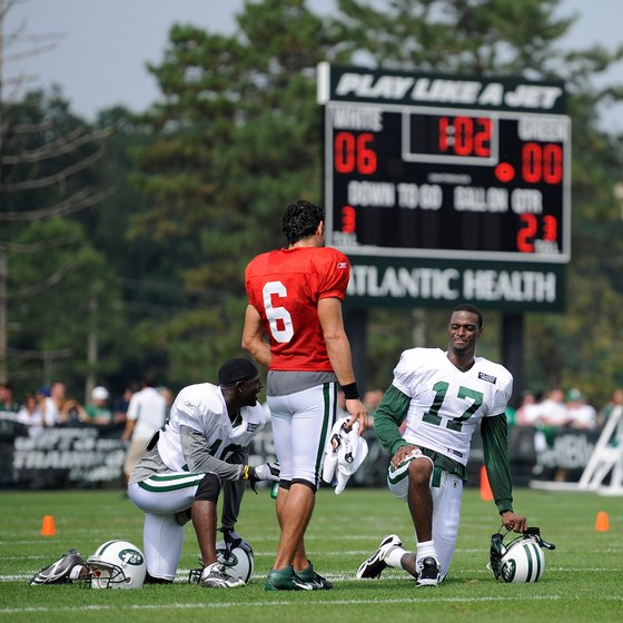 Florham Park is home to the New York Jets' team headquarters and training center.