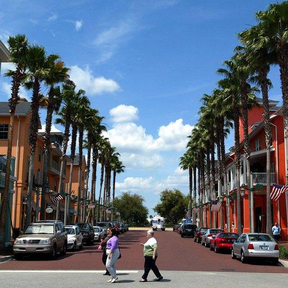 Vacation Village At Parkway Orlando Florida: Information On Vacation Village At Parkway In Kissimmee