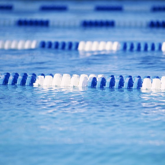 Year-round swimming is available in Syracuse.