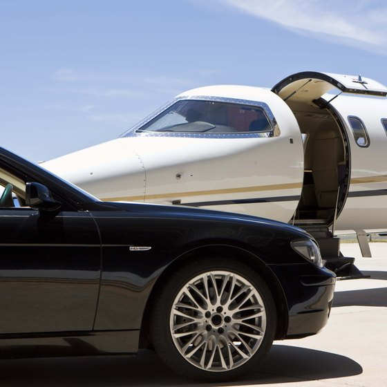 Private charters offer a luxurious and flexible method of air travel.