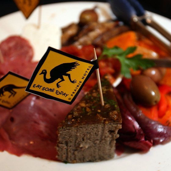Kangaroo meat is known for being lean and tender, with a powerful flavor compared to other meats.