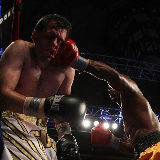 High-profile boxing matches are one of the attractions in Atlantic City, New Jersey.
