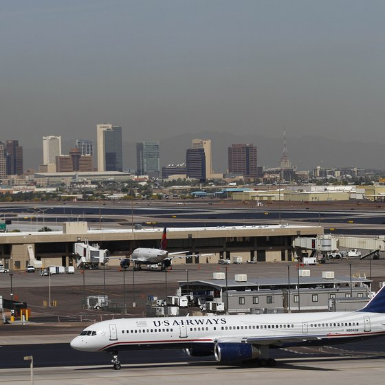 Mesa's closest public airport is Phoenix Sky Harbor International.