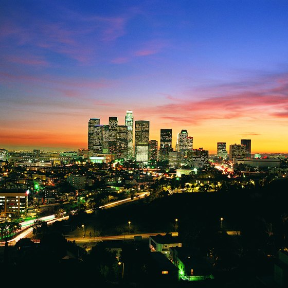 Explore the romantic side of Los Angeles.