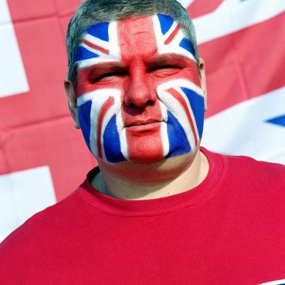 Meet passionate fans on a British soccer tour.