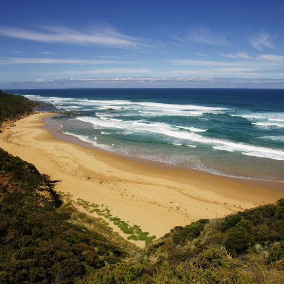 Australia has more than 10,000 beaches.