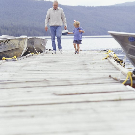 A power of attorney gives grandparents peace of mind when traveling with a grandchild.