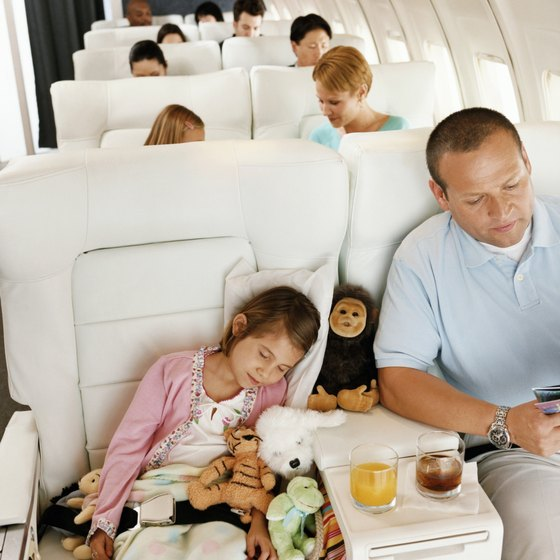 Enjoy a flight free from ear pain.