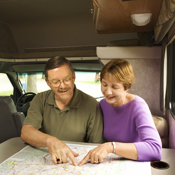Plan your RV trip to Pipestone.