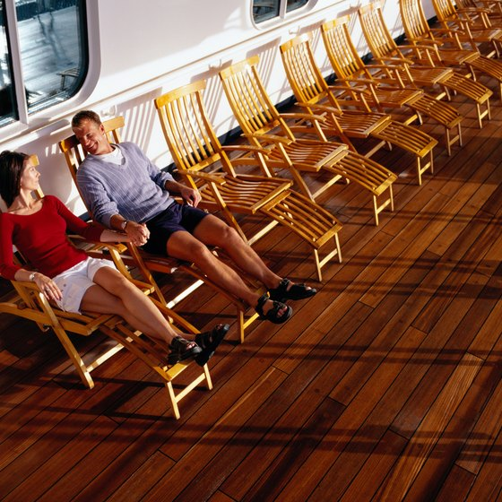 Bask in the warmth of a winter cruise.