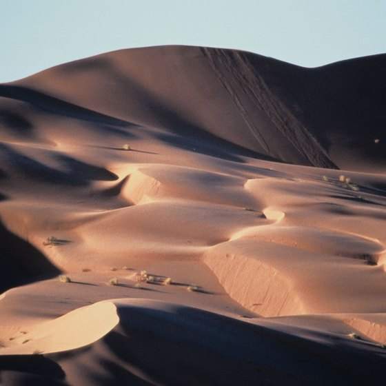 Saudi Arabia is more diverse than endless sand dunes.