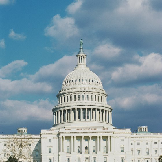 Arrange a tour of the Capitol building for your family.