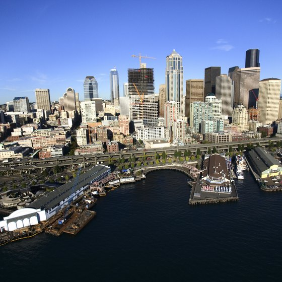 Seattle offers a variety of cool attractions.