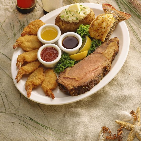 Visitors Can Find Steak And Seafood Restaurants In The Piedmont Triad Region Of North Carolina