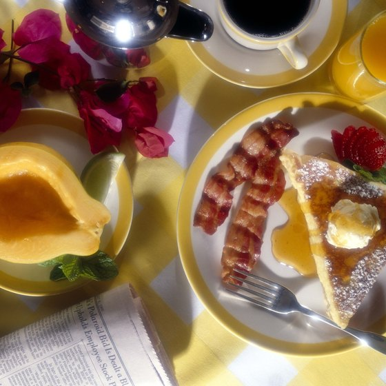 In L.A., brunch isn't reserved for weekends.