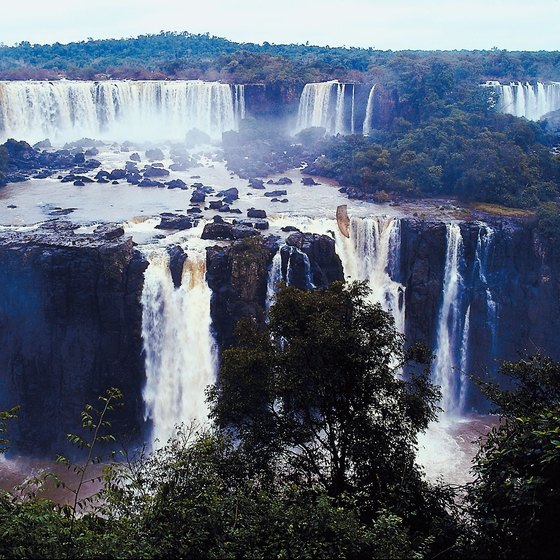 Paraguay's spectacular waterfalls are a must-see attraction.