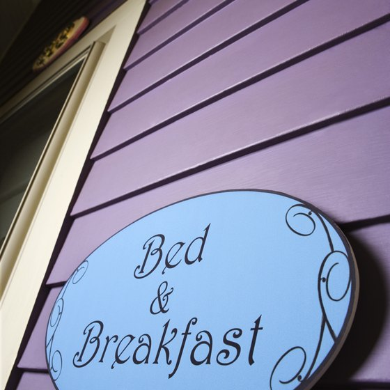 Chester County has some of Pennsylvania's most historic bed and breakfast inns.