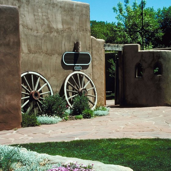 Four campgrounds are near the many attractions in Santa Fe.