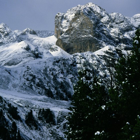 The Dolomites, or Dolomiti, are some of Europe's most famous mountains.