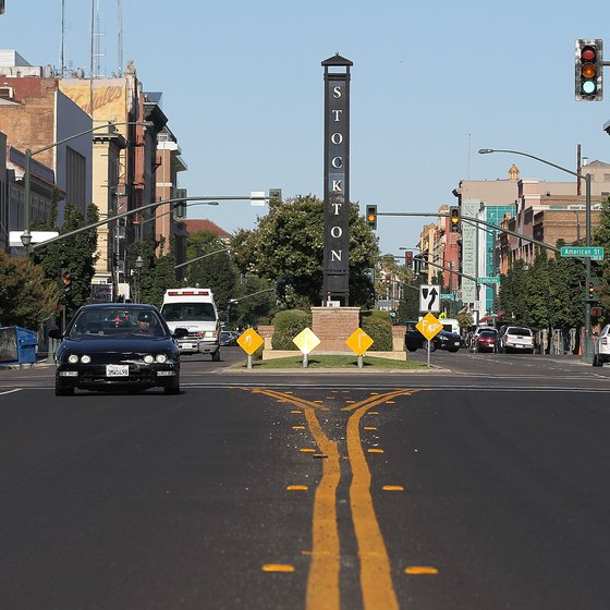Downtown Stockton hosts a variety of cultural attractions and annual events.