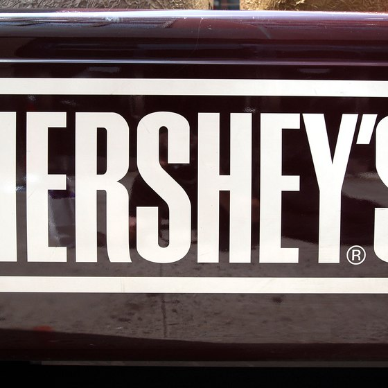 Visit attractions related to Hershey's Chocolate.