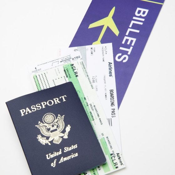 You'll need a passport for your infant when you travel internationally.