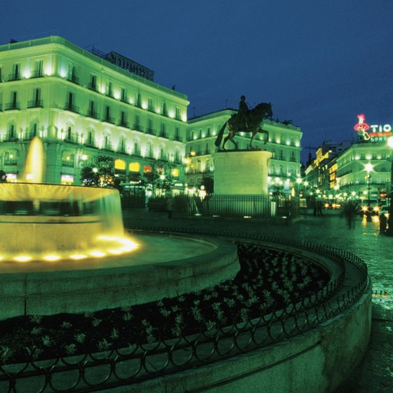 Madrid is famous for its bustling nightlife and plethora of clubs.