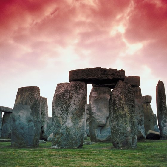 Tour companies can sometimes arrange private tours of Stonehenge, away from the crowds.