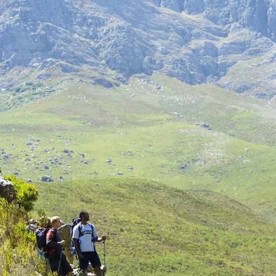 Backpack through Europe's hiking trails to experience the spectacular.