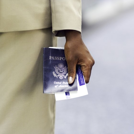 It's possible to have your passport renewed quickly.