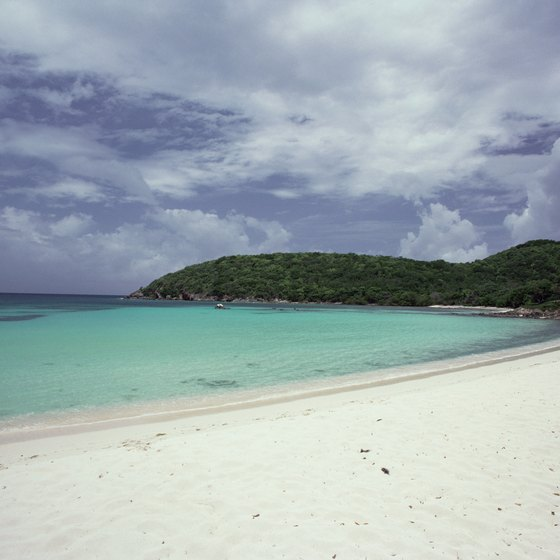The U.S. Virgin Islands is a popular cruise port of call.