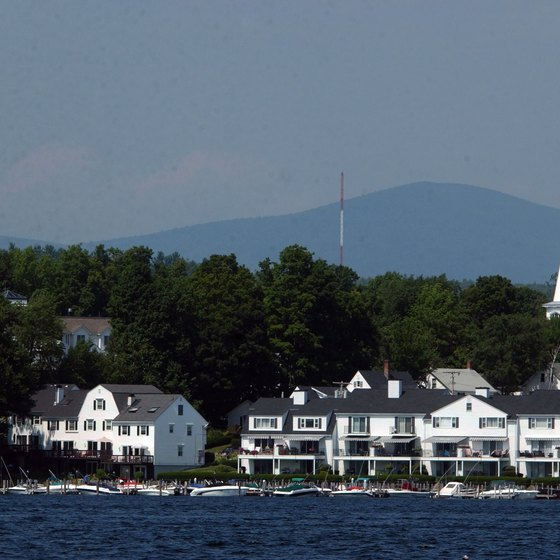 "Wolfeboro bills itself as the ""Oldest Summer Resort in America."""