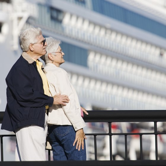 Adults-only cruises provide couples with a relaxed, quiet atmosphere.