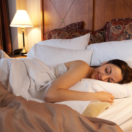 Sleep soundly without fear of bed bugs in your hotel room.