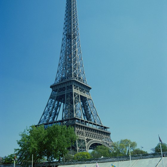 A river cruise is a relaxing way to see the sights of Paris.