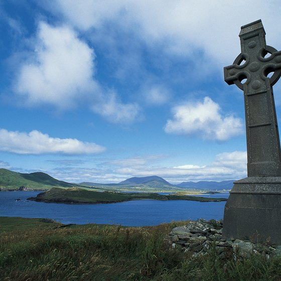 Escorted tours often highlight Ireland's Celtic heritage.