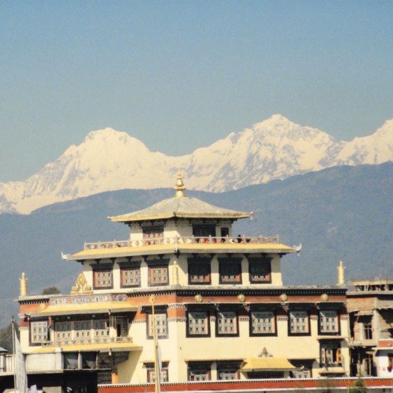 Being up to date on your vaccinations will keep you healthy when traveling around Nepal.